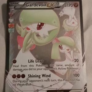 Gardevoir EX Pokemoncard